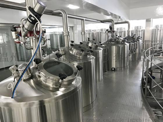 精酿啤酒设备中的啤酒灌装-精酿啤酒需要什么设备,-大麦丫-精酿啤酒连锁超市,工厂店平价酒吧免费加盟