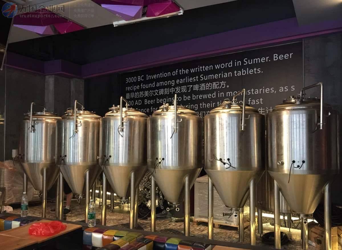 精酿啤酒机多少钱一台-一套小型精酿啤酒设备多少钱?-大麦丫-精酿啤酒连锁超市,工厂店平价酒吧免费加盟