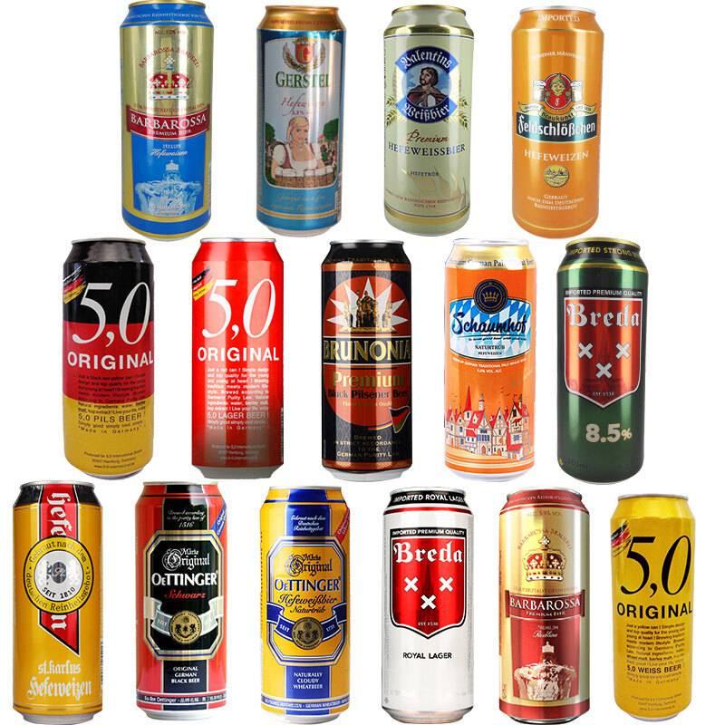 正宗德国啤酒有哪些牌子-哪个牌子的德国啤酒好?你知道什么-大麦丫-精酿啤酒连锁超市,工厂店平价酒吧免费加盟