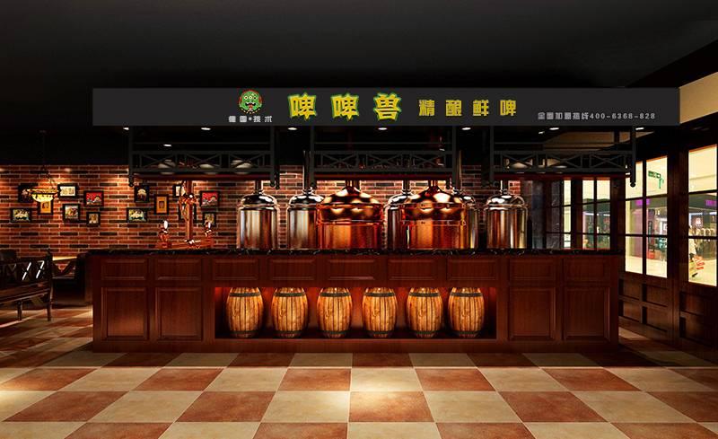 山西晋城精酿啤酒屋加盟品牌-开一家精酿啤酒屋需要多少钱?-大麦丫-精酿啤酒连锁超市,工厂店平价酒吧免费加盟