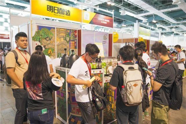 2019中国国际精酿啤酒文化展-前段时间,我第一次尝试精酿啤酒,突然对-大麦丫-精酿啤酒连锁超市,工厂店平价酒吧免费加盟