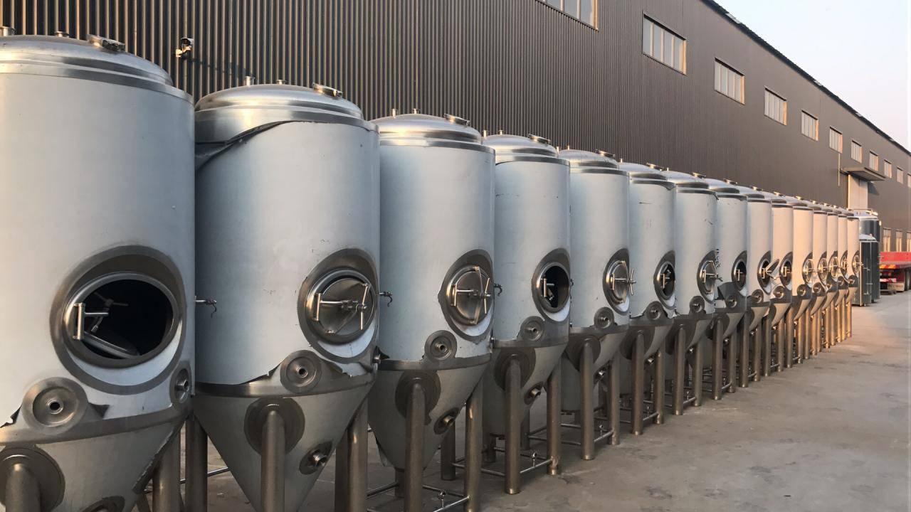 大型精酿啤酒设备怎么样-大邦机械的精酿啤酒设备好用吗?-大麦丫-精酿啤酒连锁超市,工厂店平价酒吧免费加盟