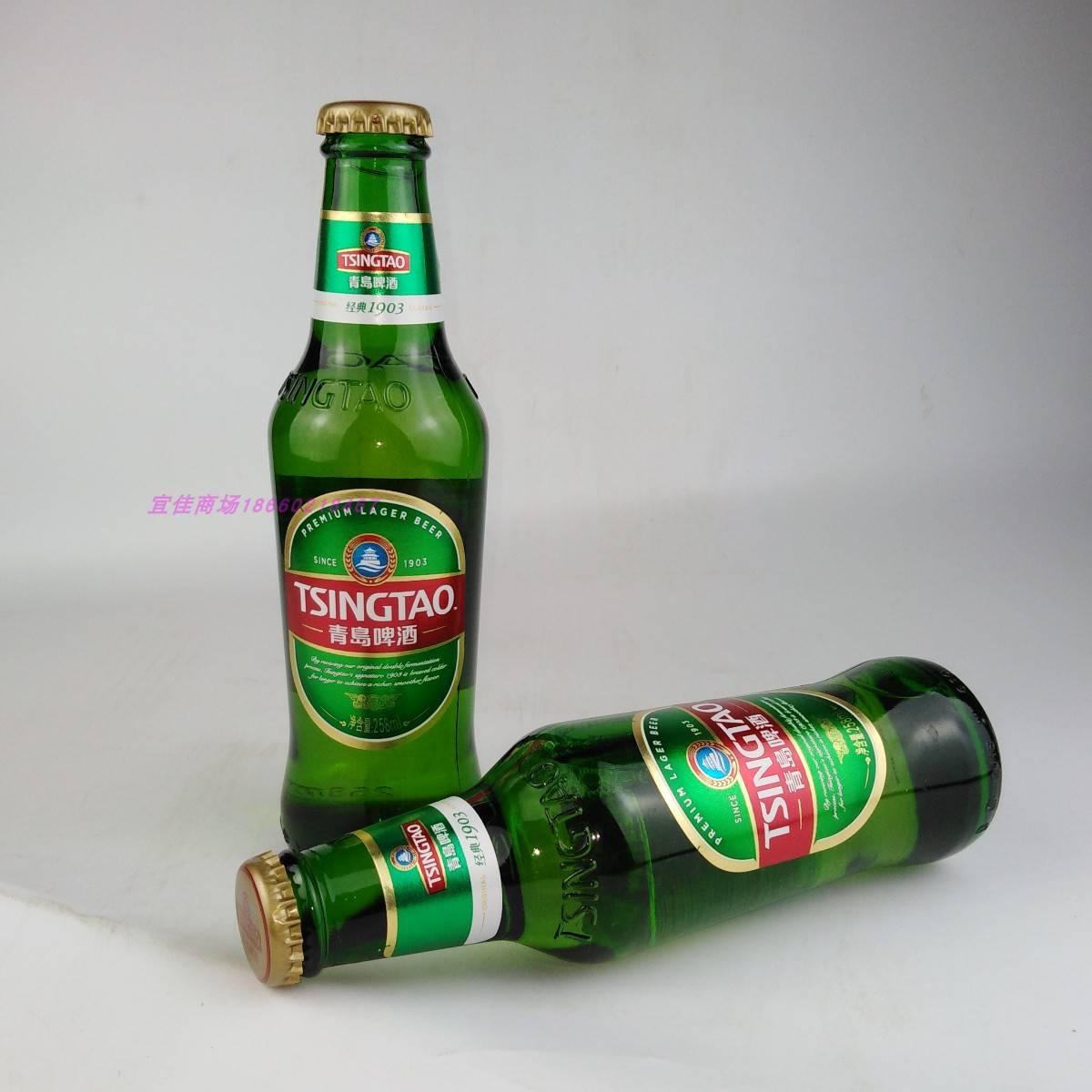 经典青岛啤酒价格-青岛啤酒冰酒和纯干有什么区别?-大麦丫-精酿啤酒连锁超市,工厂店平价酒吧免费加盟