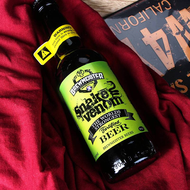蛇毒啤酒价格-苏格兰蛇毒啤酒,纯喝对身体有害吗?-大麦丫-精酿啤酒连锁超市,工厂店平价酒吧免费加盟