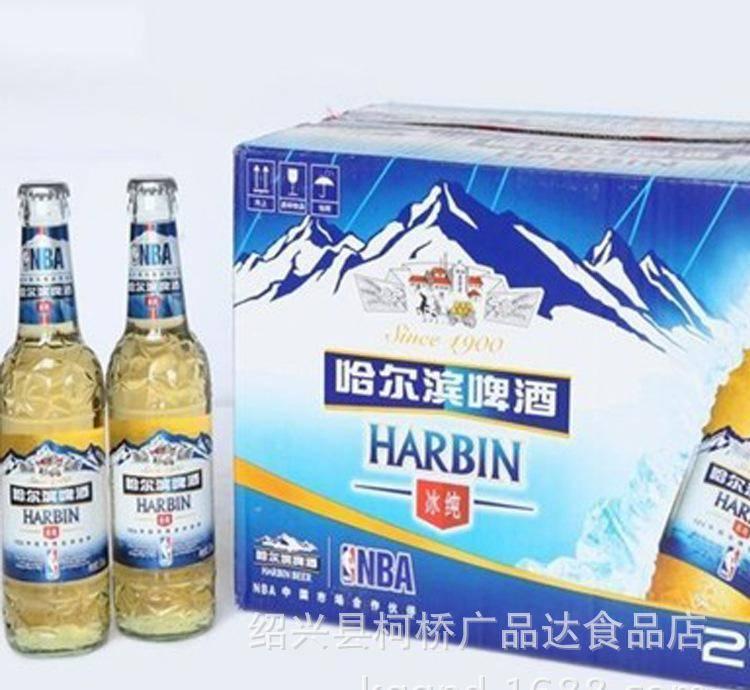 冰纯啤酒价格-哈尔滨啤酒冰春的零售价是多少?不要问酒店的报价!-大麦丫-精酿啤酒连锁超市,工厂店平价酒吧免费加盟