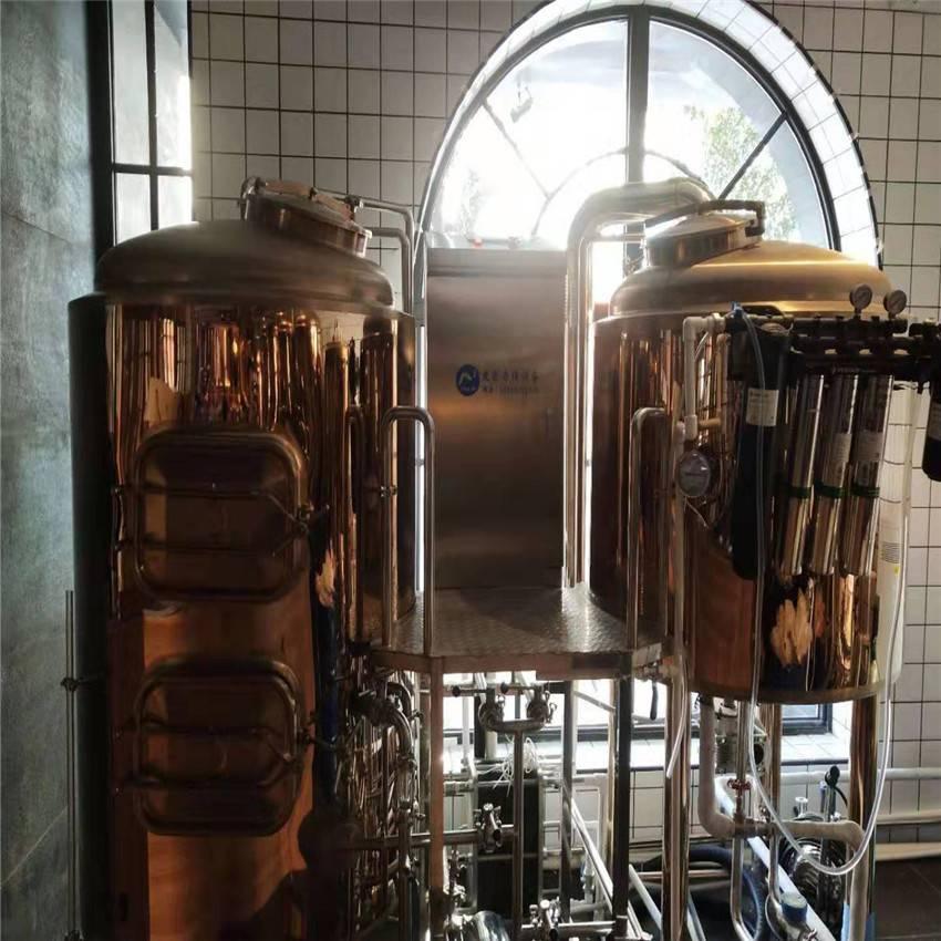 二吨精酿啤酒设备-一套精酿啤酒设备多少钱?-大麦丫-精酿啤酒连锁超市,工厂店平价酒吧免费加盟
