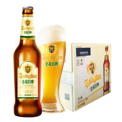 青岛啤酒白啤酒价格表-青岛啤酒零售价-大麦丫-精酿啤酒连锁超市,工厂店平价酒吧免费加盟