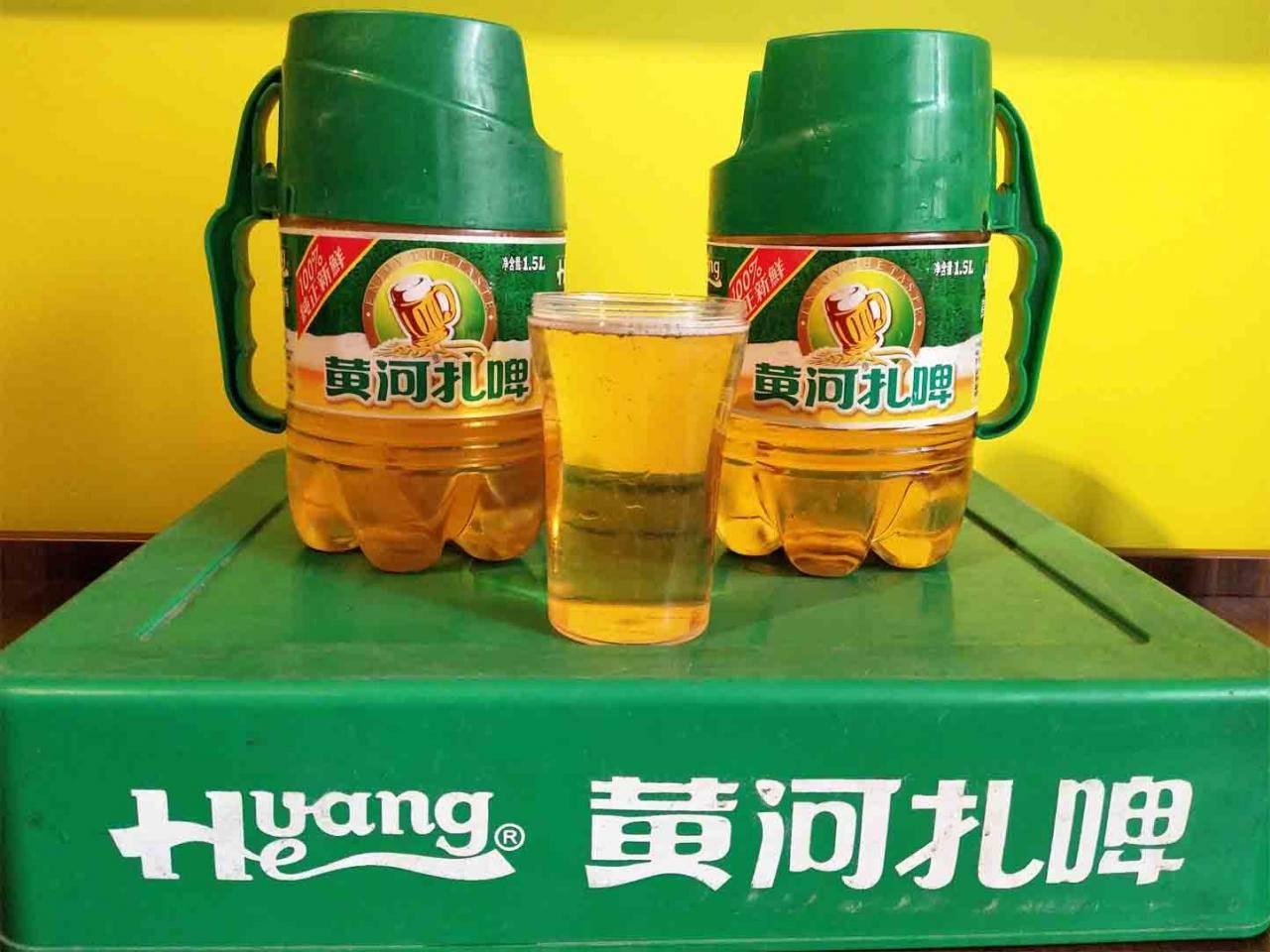 黄河啤酒价格-一瓶黄河王啤酒多少钱-大麦丫-精酿啤酒连锁超市,工厂店平价酒吧免费加盟