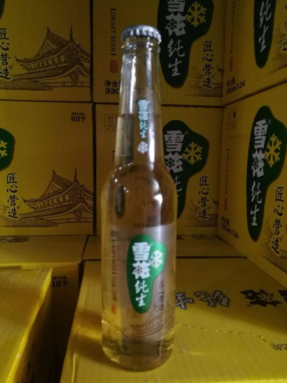 雪花啤酒纯生价格-一盒雪花纯健康多少钱-大麦丫-精酿啤酒连锁超市,工厂店平价酒吧免费加盟