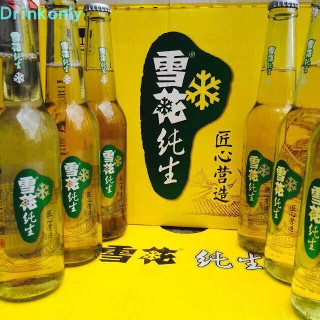 雪花纯生啤酒价格-一盒雪花纯健康多少钱-大麦丫-精酿啤酒连锁超市,工厂店平价酒吧免费加盟