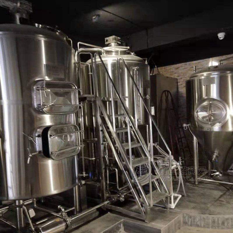 精酿啤酒设备二手转卖-一套精酿啤酒设备多少钱?-大麦丫-精酿啤酒连锁超市,工厂店平价酒吧免费加盟