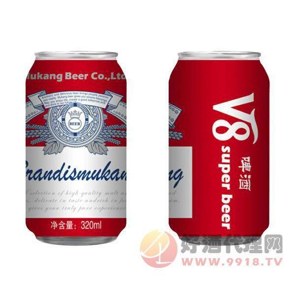 v8啤酒价格-v8啤酒代理需要多少钱-大麦丫-精酿啤酒连锁超市,工厂店平价酒吧免费加盟