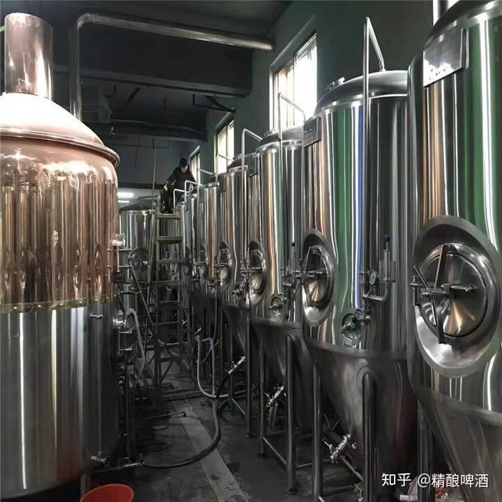 杭州精酿原浆啤酒设备-一套自酿啤酒设备多少钱?-大麦丫-精酿啤酒连锁超市,工厂店平价酒吧免费加盟